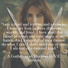 libro a gathering of shadows dejamallory from quot a gathering of shadows quot by v e schwab