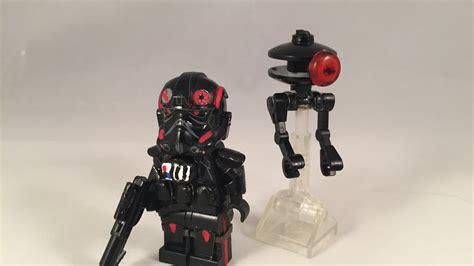 Custom Wars 2 lego wars battlefront 2 iden versio custom minifigure