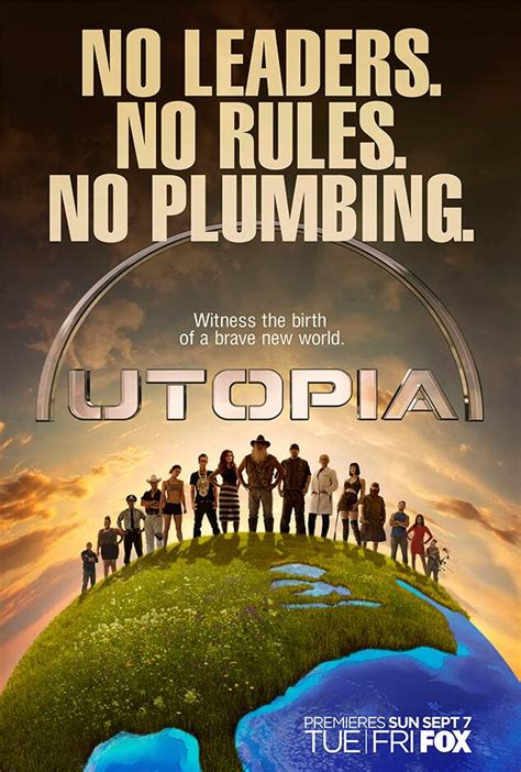 utopia     perfect society  exist   plumbing  news