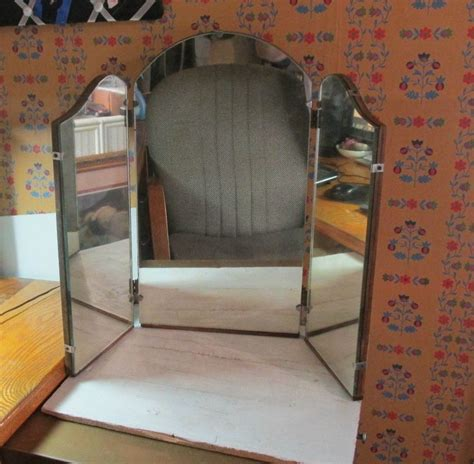 3 sided mirror dressing table 1000 images about tri fold vanity mirror on