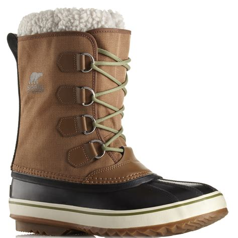 mens waterproof boots uk mens sorel 1964 pac hiking winter snow waterproof