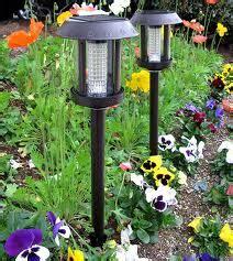 solar power garden light solar power garden lights