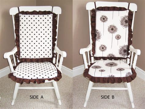 rocking chair cushions nursery nursery rocking chair cushions decor trends best