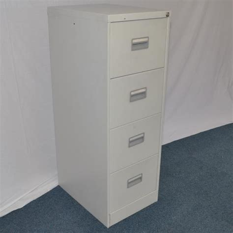 Plastic File Cabinet Plastic Handle Grey 4 Drawer Filing Cabinet