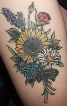 rose bouquet tattoo 1000 ideas about flower bouquet on