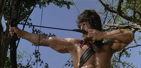 Film Rambo Bow | top nine scenes of archery wrestling or horse riding