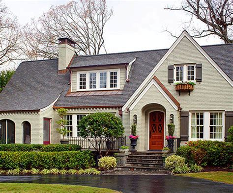 outside of house find the most popular exterior house color for exciting