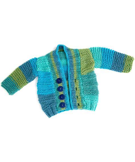 knitting pattern essentials soft essentials knit baby cardigan red heart