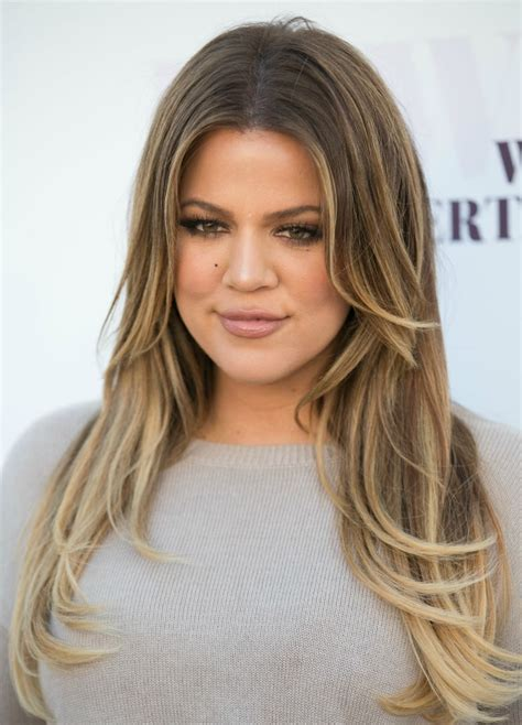 blond highlights 2014 khloe kardashian highlights 2014 www pixshark com