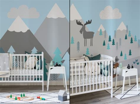 nursery wallpaper  murals wallpaper