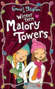winter term  malory towers  enid blyton