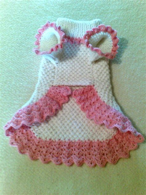 free patterns for dog sweaters to crochet 1000 images about ropa mascotas crochet on pinterest