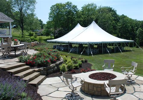 backyard rental backyard graduation partysavvy pittsburgh tent rental
