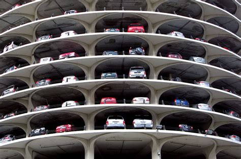 Parking Garage Ramp Design app lets drivers auction public parking spaces wired
