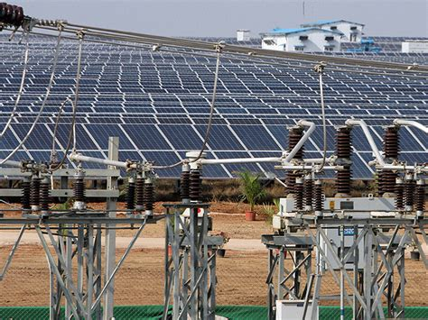 solar plant for home in india solar power plant inaugurated in mp india s largest