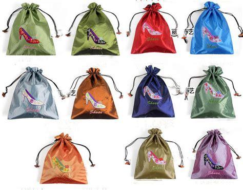 Deal Mini Silk Handbag by Wholesale 10pcs Classic Embroiderd Silk Cloth