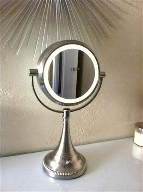 lighted makeup mirror costco 20 lighted vanity mirror from costco luuux gotta try