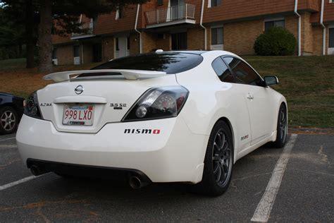 2008 nissan altima coupe sangwon415 2008 nissan altima specs photos modification