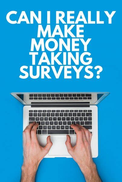 Do You Really Get Money For Taking Surveys - can i really make money taking surveys