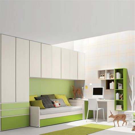 sofa bed childrens bedroom kids bedroom study furniture set with trundle bed bridge wardrobe stud at my italian