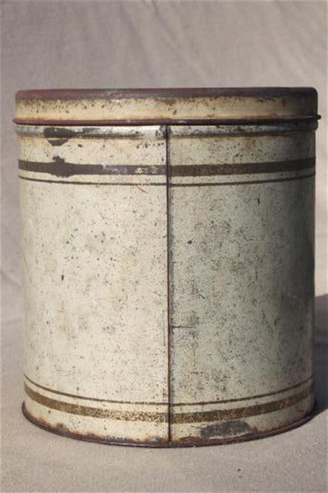 farmhouse kitchen canisters vintage metal kitchen canisters vintage old stencil painted metal canister tin hoosier vintage