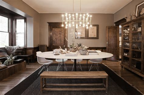 Houzz Dining Room by My Houzz Cody Contemporary Dining Room Salt Lake
