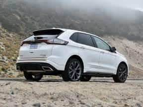 Ford Edge Sport Wheels 2016 Ford Edge Overview Cargurus