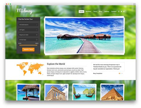 themes wordpress free travel 50 best wordpress travel themes for blogs hotels and