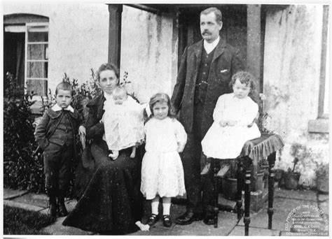 Glos Shed Web by Perch Lodge Near Coleford In 1904