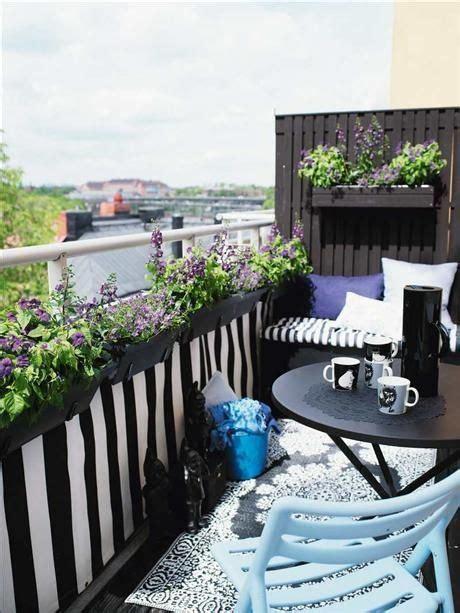 arredo balcone idee arredare balcone di casa