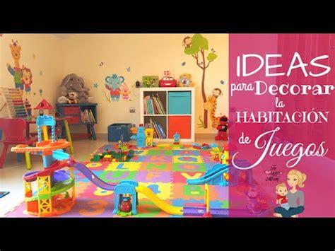 decorar un juego ideas para decorar una habitaci 211 n infantil de juegos