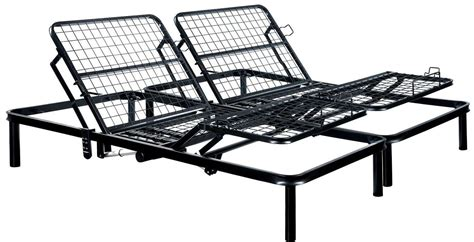 Eastern King Bed Frame Framos Iii Black Eastern King Adjustable Bed Frame Mt Adj16 Ek Furniture Of America