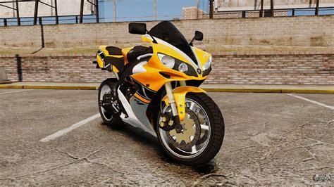 Gta 5 Cross Motorrad Cheat by Yamaha R1 Rn12 V 0 95 F 252 R Gta 4