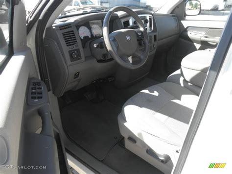 2008 Dodge Ram 1500 Interior by 2008 Dodge Ram 1500 Big Horn Edition Cab 4x4 Interior