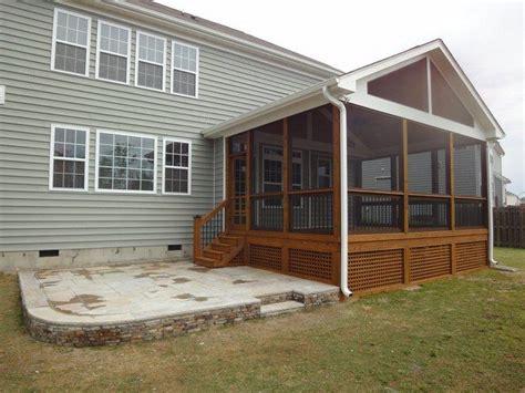 eze breeze sunroom american home design in nashville tn patio porches screened pictures