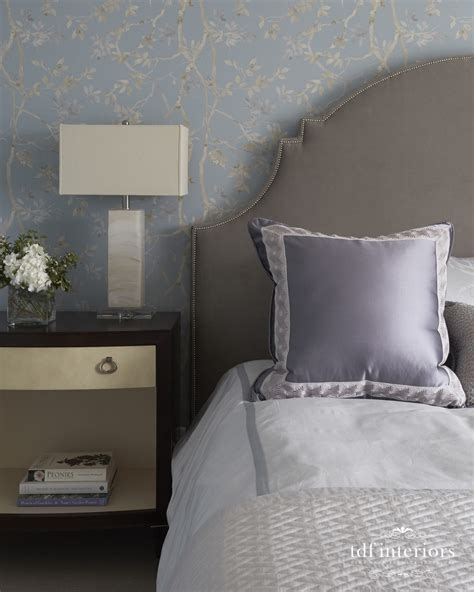 Award Winning Bedroom Designs Award Winning Master Bedroom Design In Pale Blue Lavender And Grey
