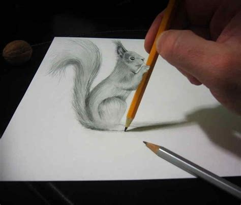 3d sketch drawing the best 3d pencil sketch