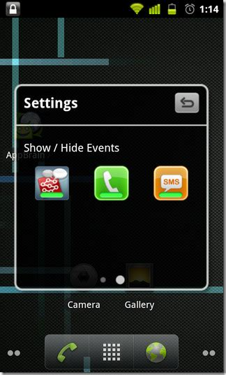 ping from android ping view all your recent interactions with your contacts android