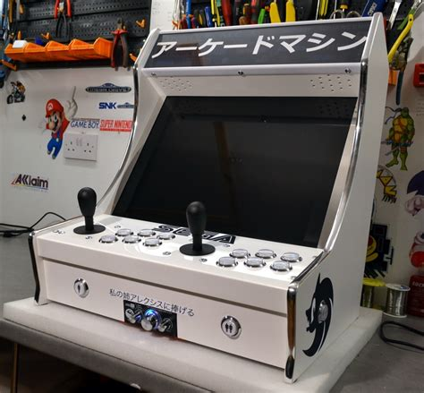 4 Player Arcade Cabinet Kit Extreme 114 In 1