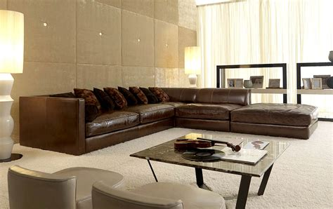 Sectional Sofas With Recliners For Small Spaces - tl furniture hand finished sectional leather furniture