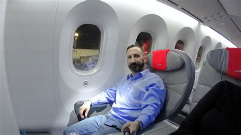 flight review norwegian premium service  london youtube