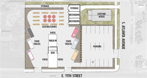Online Home Plan Design tulsa plans food truck court on route 66 the journal record