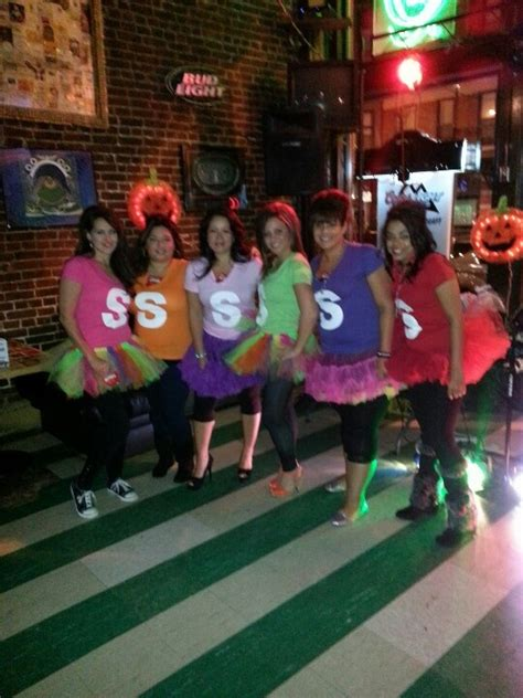skittles halloween costumes  images diy group