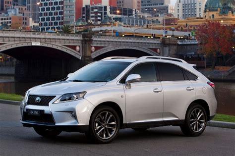 lexus rx      sale  australia performancedrive