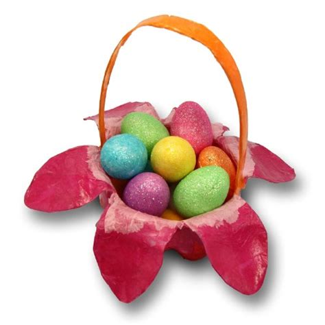Easter Baskets With Paper Plates - 25 and creative easter basket ideas page 2