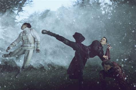fight into the badlands into the badlands fight scene goes full throttle