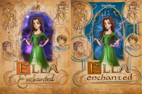 ella enchanted book report enchanted wallpaper book wallpapersafari