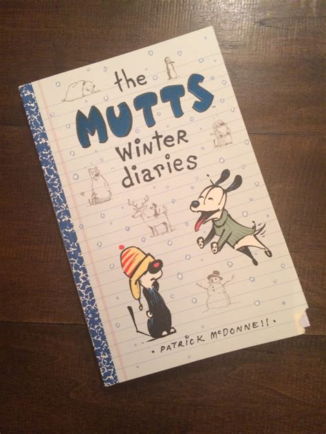 the mutts diaries mutts books the mutts winter diaries comics giveaway