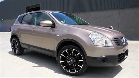 nissan dualis 2008 2008 nissan dualis 20s low km r camera 19 quot mag s youtube