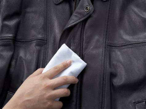 Clean A Leather by How To Clean A Leather Jacket At Home Boldsky